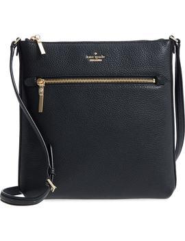 Oakwood Street   Malia Leather Crossbody Bag by Kate Spade New York