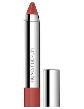 Honest Beauty Truly Kissable Lip Crayon, Sheer Rose Kiss, 0.105 Ounce by Honest Beauty