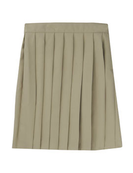 French Toast Woven Pleated Skirt   Big Kid Girls by French Toast