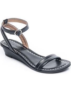 Bernardo Catherine Ankle Strap Sandal by Bernardo Footwear