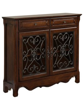 Darby Home Co Baldwin 2 Door And 2 Drawer Cabinet & Reviews by Darby Home Co
