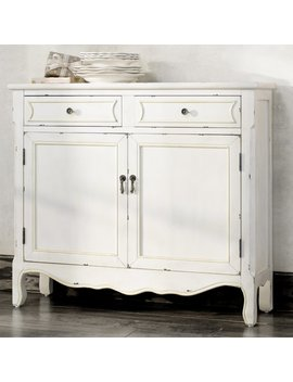 Bay Isle Home Follett 2 Drawer Accent Cabinet & Reviews by Bay Isle Home