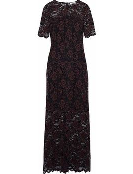 Flynn Lace Maxi Dress by Ganni