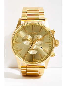Sentry Chrono Watch by Free People