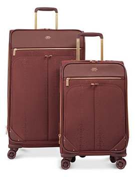 Closeout! Ameliah Softside Expandable Spinner Luggage Collection by Vince Camuto