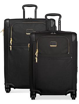 Alpha 2 Ballistic Luggage by Tumi