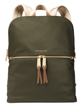 Polly Slim Backpack by Michael Michael Kors