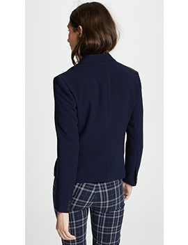 Grecco Double Breasted Blazer by Cupcakes And Cashmere