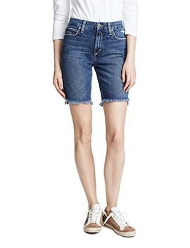 High Rise Honey Bermuda Shorts by Joe's Jeans