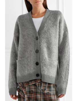 Rives Knitted Cardigan by Acne Studios
