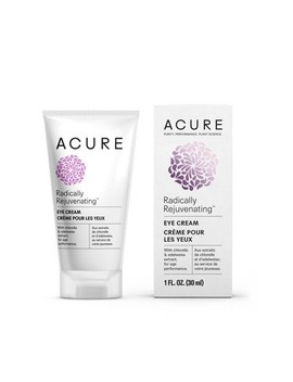 Acure Radically Rejuvenating Eye Cream   1 Fl Oz by Acure Organics
