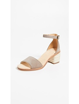 Capri Suede Sandals by Soludos