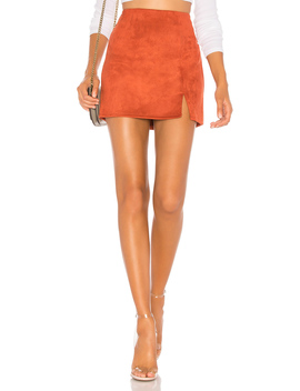 Dillon Mini Skirt by About Us