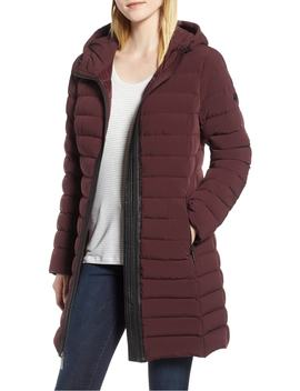 Quilted Packable Coat by Michael Michael Kors