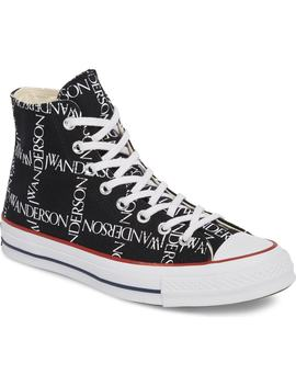 X Jw Anderson Chuck Taylor® All Star® 70 Grid Sneaker by Converse