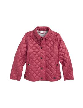 Lyle Diamond Quilted Jacket by Burberry