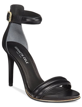 Women's Brooke Ankle Strap Sandals by Kenneth Cole New York