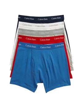 5 Pack Boxer Briefs by Calvin Klein