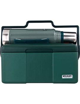 Stanley 7 Qt Heritage Cooler With Classic 1.1 Qt Vacuum Bottle by Stanley