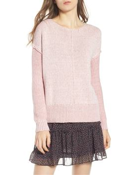 Lola Reversible Twist Sweater by Rebecca Minkoff