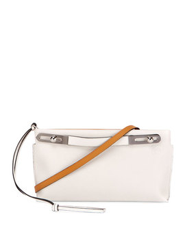 Missy Small Leather Shoulder Bag by Loewe
