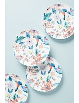 Lyra Dinner Plate by Anthropologie