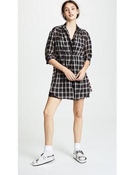 Drop Shoulder Dress by Marc Jacobs
