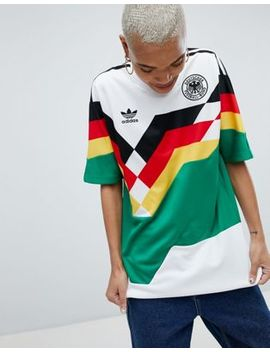 Adidas Originals Germany Mashup Soccer Shirt by Adidas
