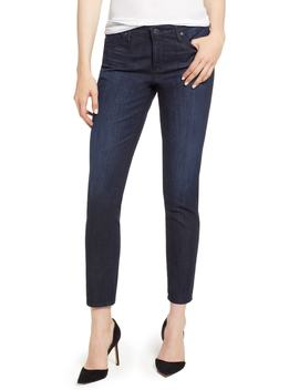 The Prima Ankle Cigarette Jeans by Ag