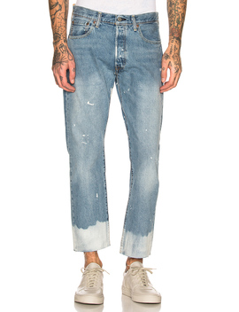 501 Cut Off Crop Jeans by Levi's Premium
