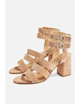 Nina Multi Strap Sandals by Topshop