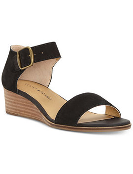 Women's Riamsee Wedge Sandals by Lucky Brand