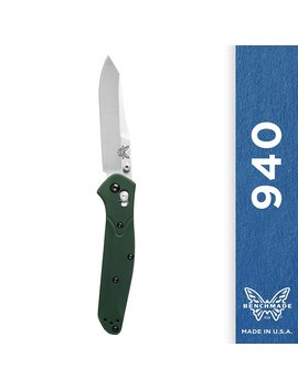Benchmade   940 Knife, Reverse Tanto by Benchmade