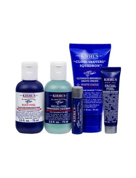 Fuel Your Adventure Set by Kiehl's Since 1851