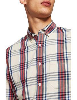Check Shirt by Topman