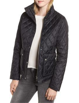 Cushat Quilted Jacket by Barbour