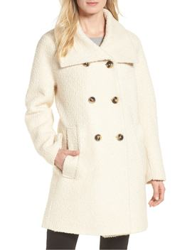 Cozy Wool Blend Coat by London Fog