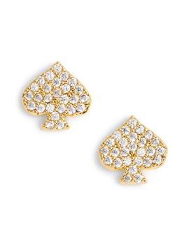 Things We Love Spade Stud Earrings by Kate Spade New York
