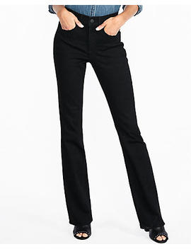High Waisted Stretch+ Perfect Curves Barely Boot Jeans by Express