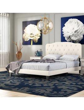 Willa Arlo Interiors Chesterwood Upholstered Platform Bed & Reviews by Willa Arlo Interiors