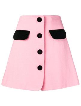 Short Skirt by Vivetta Vivetta Vivetta Miu Miu Vivetta Vivetta Miu Miu Vivetta