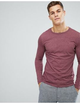 Asos Crew Neck T Shirt With Long Sleeves by Asos
