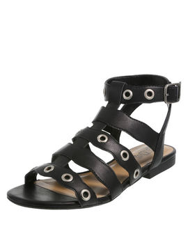 Women's Stix Grommet Gladiator Sandal by Learn About The Brand Brash
