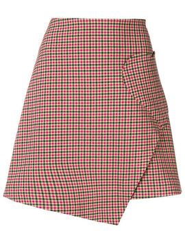 Check Heart Pocket Skirt by Vivetta Vivetta Vivetta Vivetta Vivetta Vivetta Vivetta