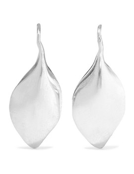 Cady Silver Earrings by Ariana Boussard Reifel
