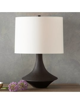 """Langley Street Flint 23"""" Table Lamp & Reviews by Langley Street"""