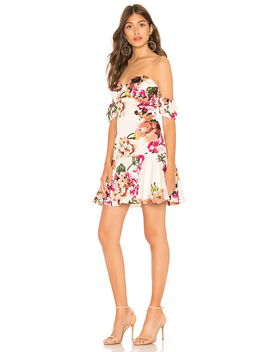 Maddie Off Shoulder Dress by About Us