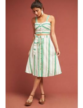 Baracoa Striped Skirt by Hutch