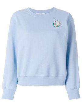Unicorn Patch Sweatshirt by Vivetta Valentino Vivetta Valentino Vivetta Valentino Vivetta