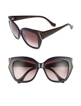 57mm Cat Eye Sunglasses by Balenciaga